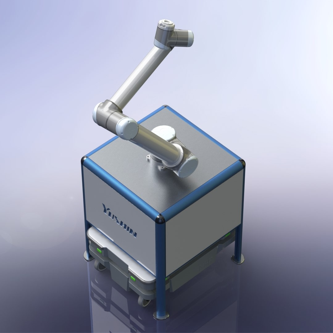 Yushin Automation Mobile Robot