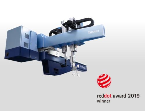 YPE's FRA won the Red Dot Design Award: Product Design 2019